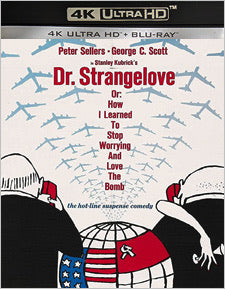 Dr. Strangelove Or: How I Learned To Stop Worrying And Love The Bomb (1964) Vudu or Movies Anywhere 4K code
