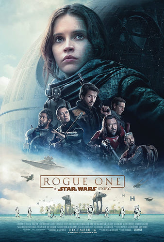 Rogue One: A Star Wars Story (2016) Vudu or Movies Anywhere HD redemption only