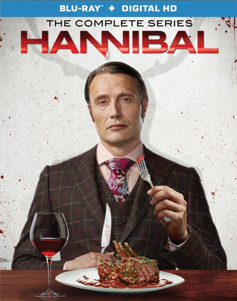 Hannibal: The Complete Series (2013-2015) Vudu HD code
