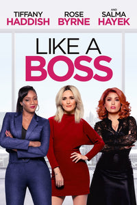 Like A Boss (2020) Vudu HD or iTunes 4K code