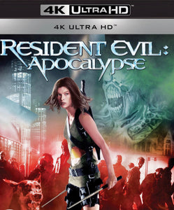 Resident Evil: Apocalypse (2004) Vudu or Movies Anywhere 4K code