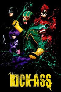 Kick-Ass (2010) Vudu HD code