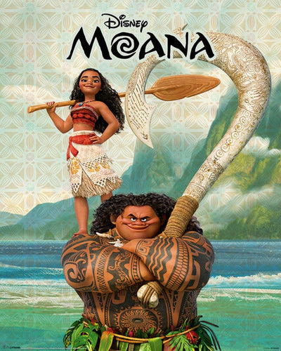 Moana Google Play HD code