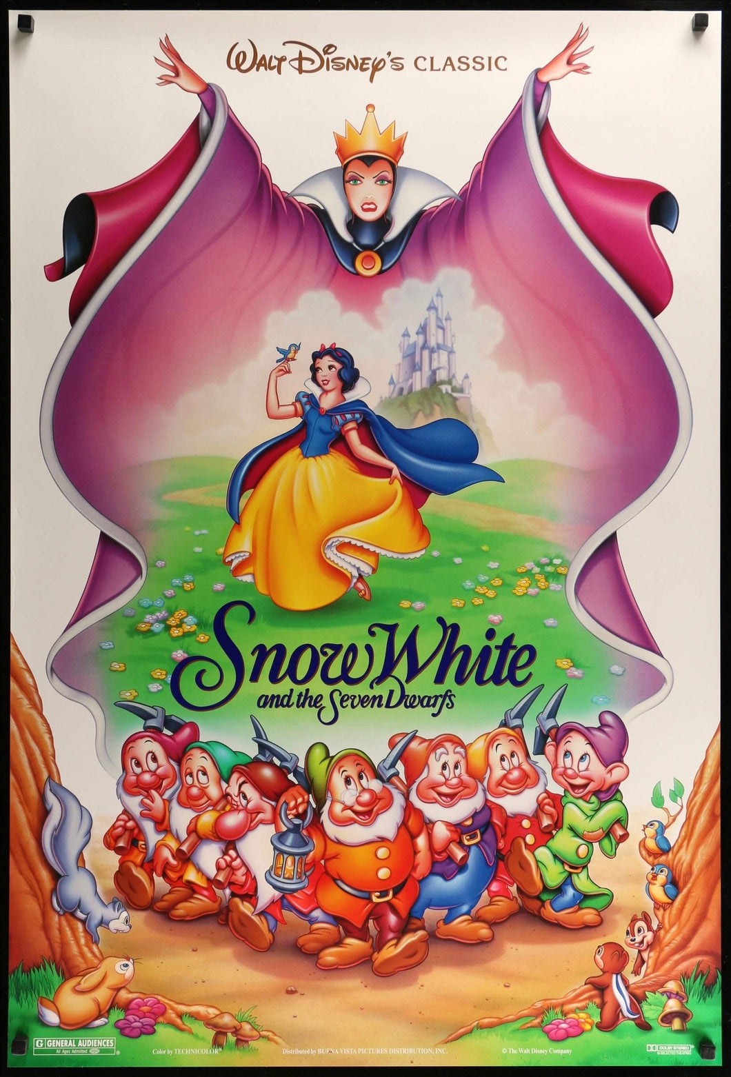 Snow White and the Seven Dwarfs Google Play HD code