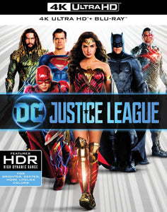 Justice League (2018) Vudu or Movies Anywhere 4K code