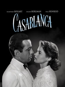 Casablanca Vudu or Movies Anywhere HD code