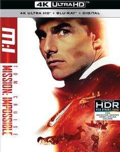 Mission Impossible (1996) iTunes 4K redemption only