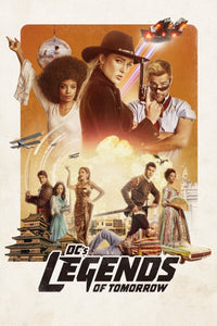 DC's Legends of Tomorrow: The Complete Fifth Season (2020) Vudu HD code