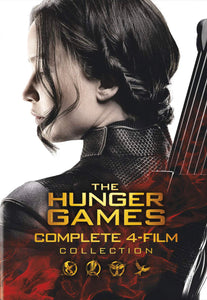 The Hunger Games: Complete 4-Film Collection (2012-2015) Vudu HD code