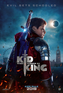 The Kid Who Would Be King (2019) Vudu or Movies Anywhere HD code