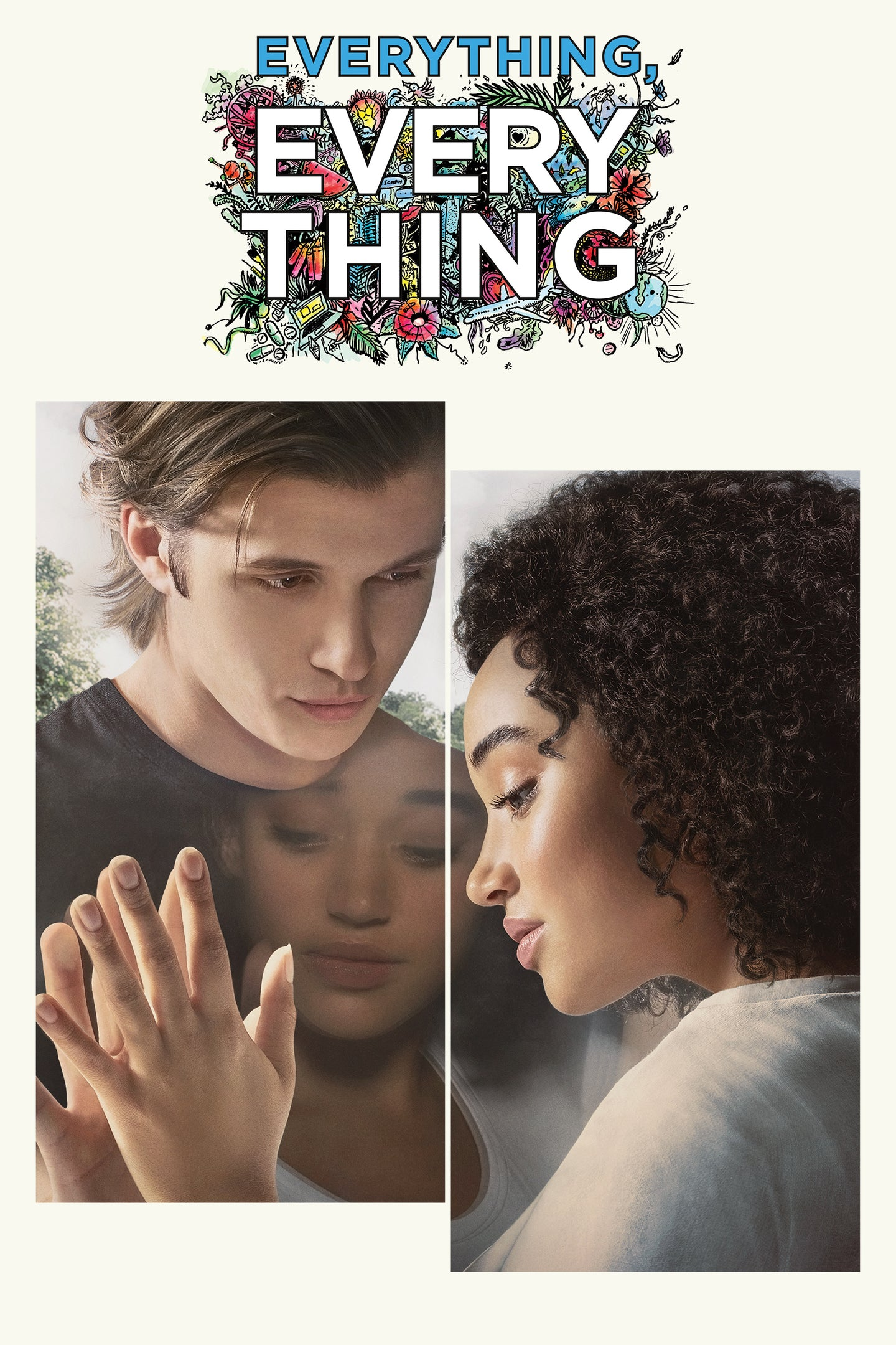 Everything, Everything (2017) Vudu or Movies Anywhere HD Code