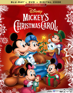 Mickey's A Christmas Carol (1983) Vudu or Movies Anywhere HD redemption only