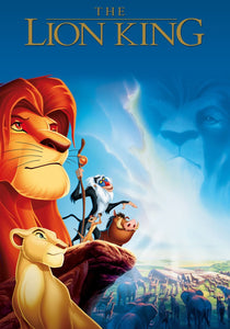 The Lion King (1994: Ports Via MA) Google Play HD code
