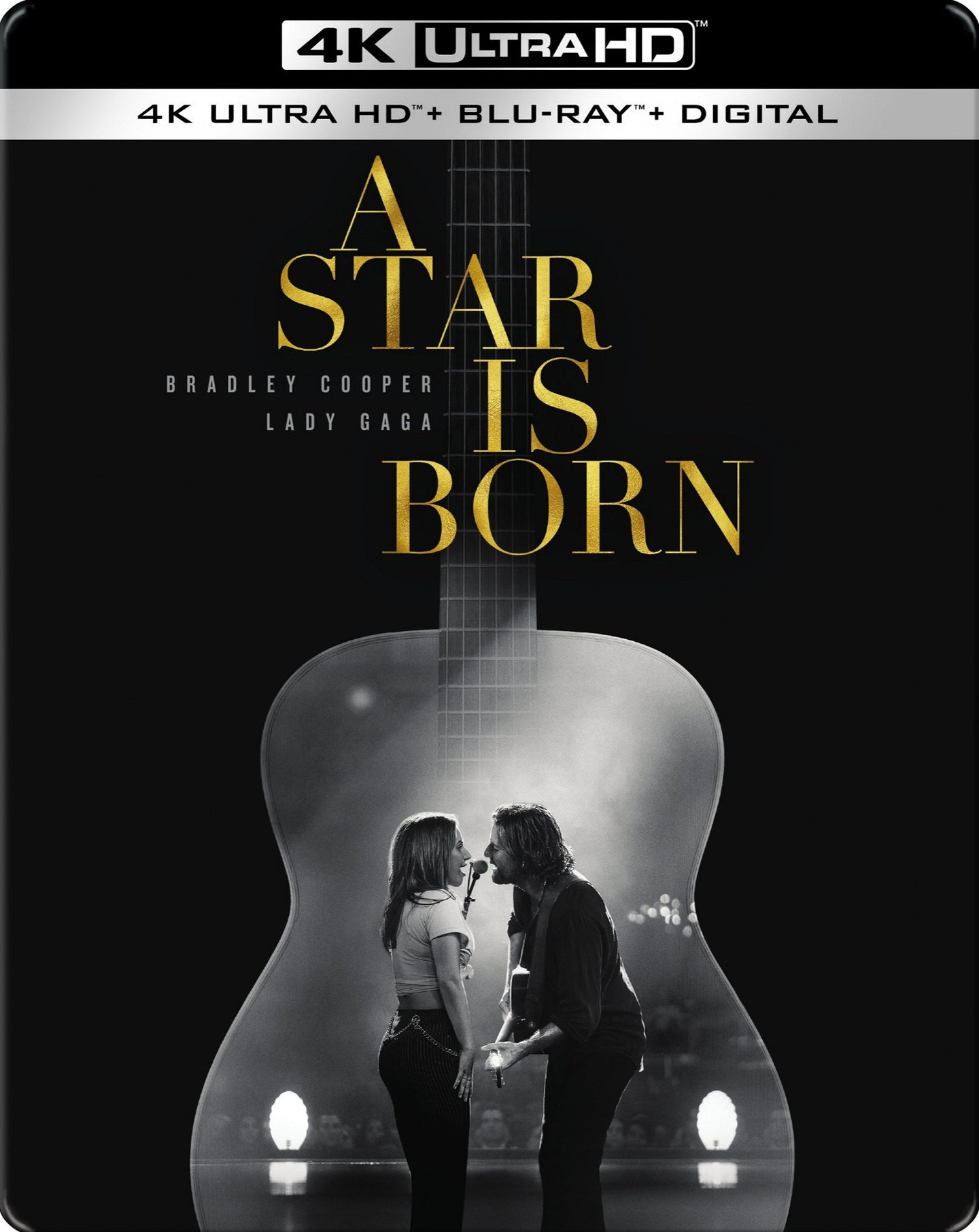 A Star Is Born (2018) Vudu or Movies Anywhere 4K code