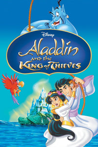Aladdin and the King of Thieves Google Play HD redeem only