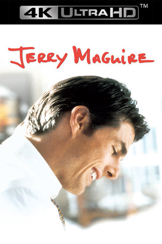 Jerry Maguire (1996) Vudu or Movies Anywhere 4K code
