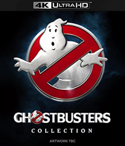 Ghostbusters Complete Collection Movies Anywhere 4K code