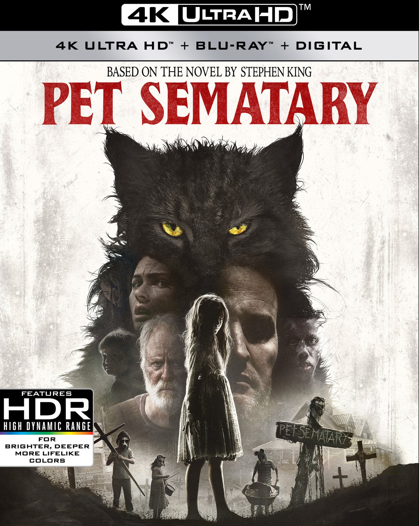 Pet Sematary (2019) iTunes 4K redemption only
