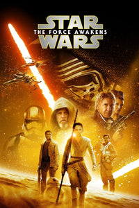 Star Wars: The Force Awakens (2015) Vudu or Movies Anywhere HD redemption only