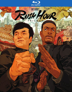 Rush Hour Trilogy Vudu or Movies Anywhere HD code