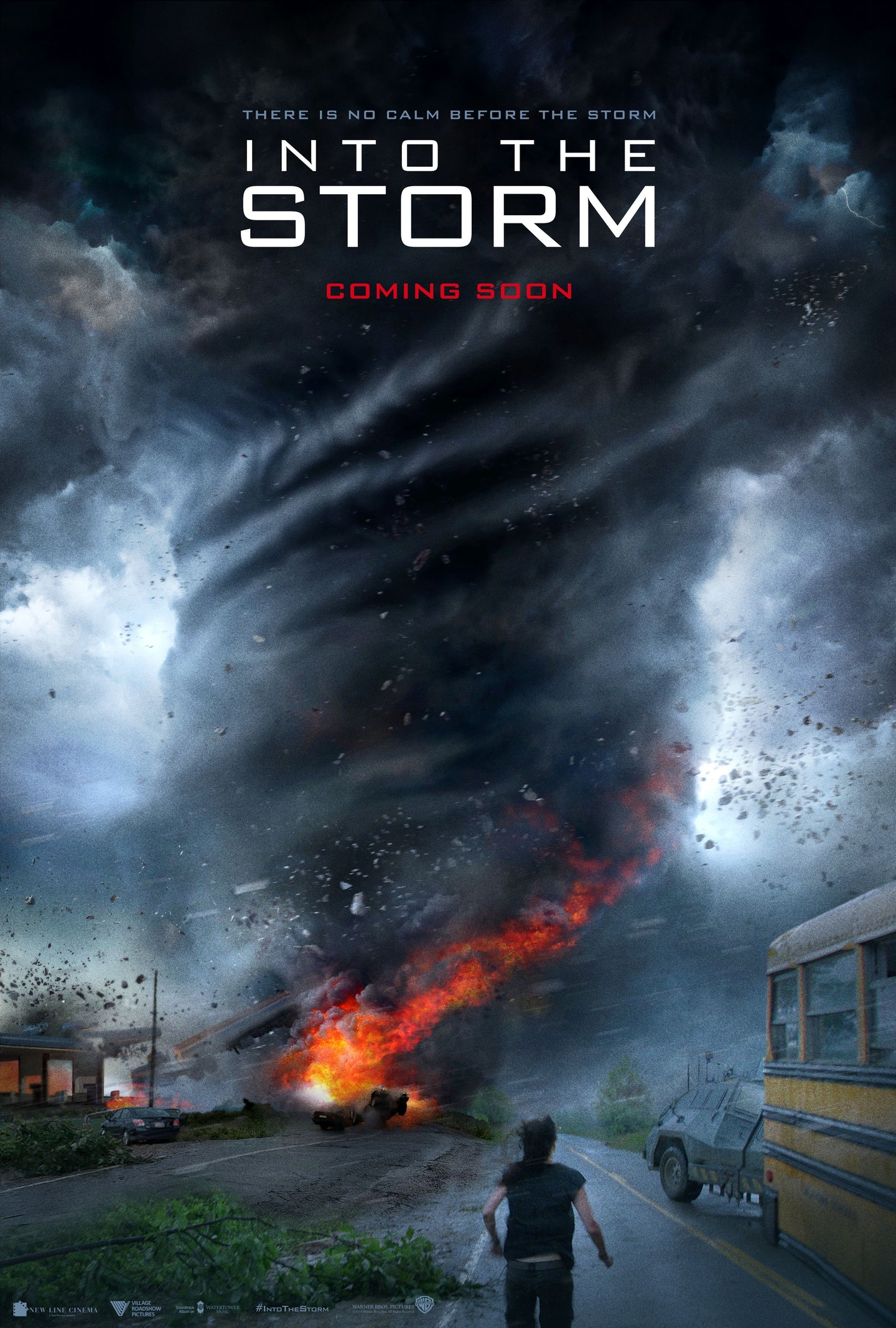 Into The Storm (2014) Vudu or Movies Anywhere HD code