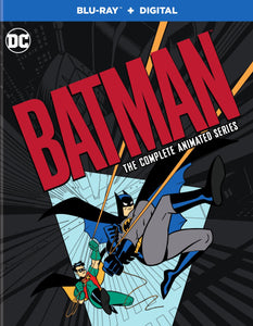 Batman: The Complete Animated Series Plus 2-Films Vudu HD code