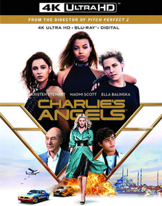 Charlie's Angels (2019) Vudu or Movies Anywhere 4K code