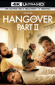 The Hangover: Part II (2011) Movies Anywhere 4K code