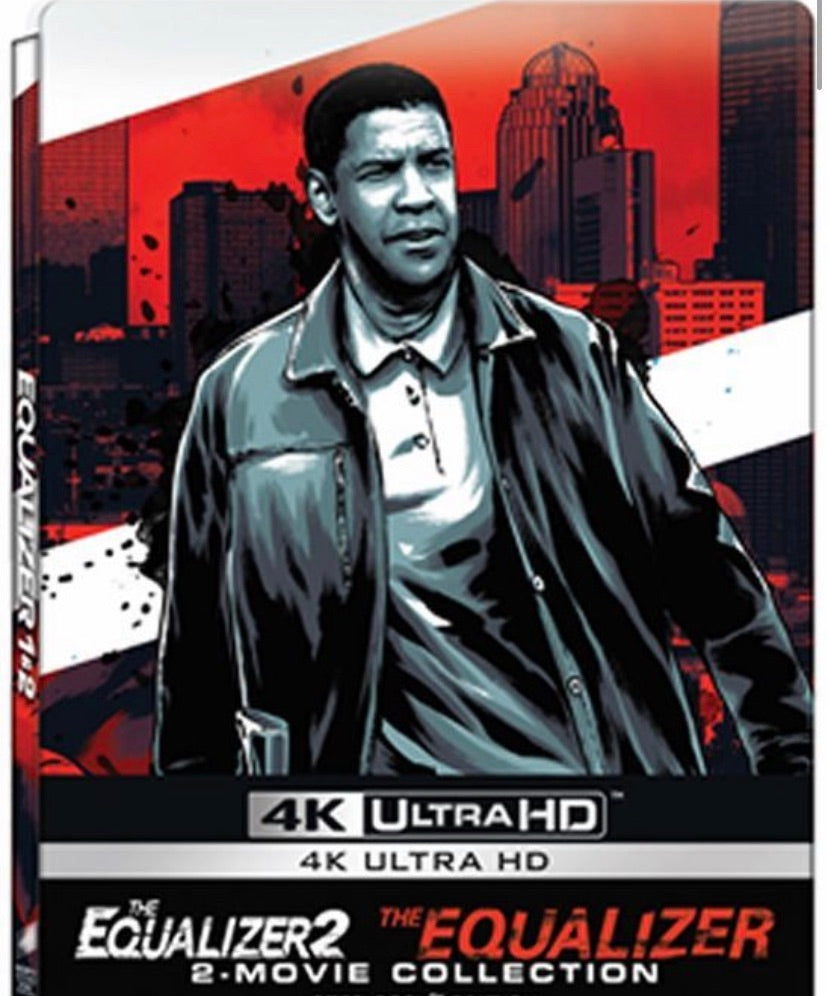 The Equalizer Collection Movies Anywhere 4K code