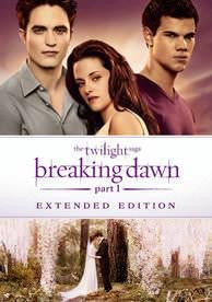 Twilight Saga: Breaking Dawn Part 1 Extended iTunes SD redeem only