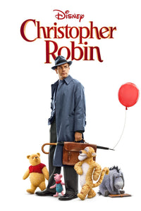 Christopher Robin (2018) Vudu or Movies Anywhere HD redemption only