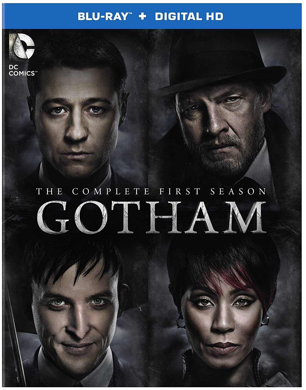 Gotham: The Complete First Season (2014-2015) Vudu HD code