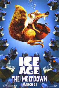 Ice Age: The Meltdown (2006) Vudu or Movies Anywhere HD code