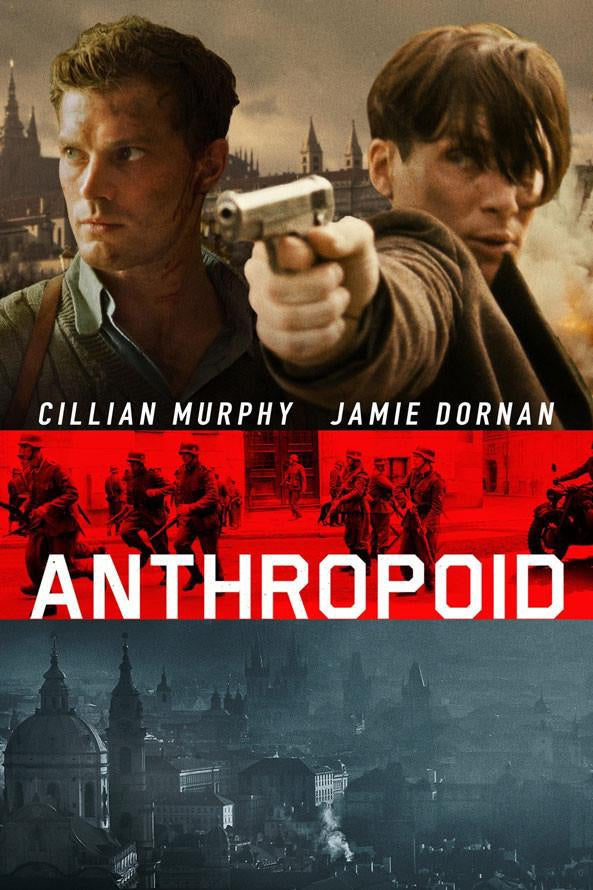 Anthropoid iTunes HD redemption only