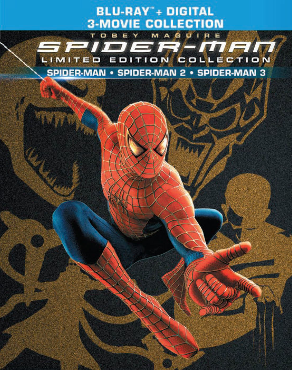 Spider-Man Trilogy Vudu or Movies Anywhere HD code