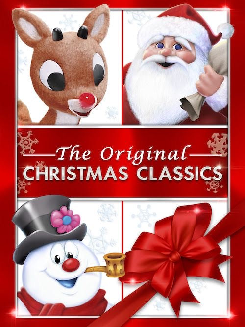 The Original Christmas Classics 4-Film Collection Vudu HD code