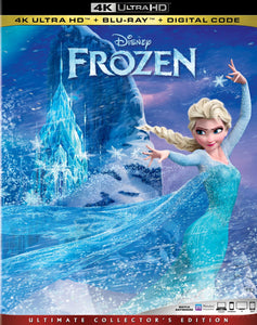 Frozen (2013) Vudu or Movies Anywhere 4K redemption only