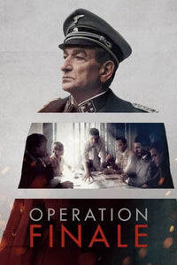 Operation Finale iTunes 4K code
