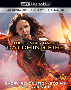 The Hunger Games: Catching Fire (2013) iTunes 4K redemption only