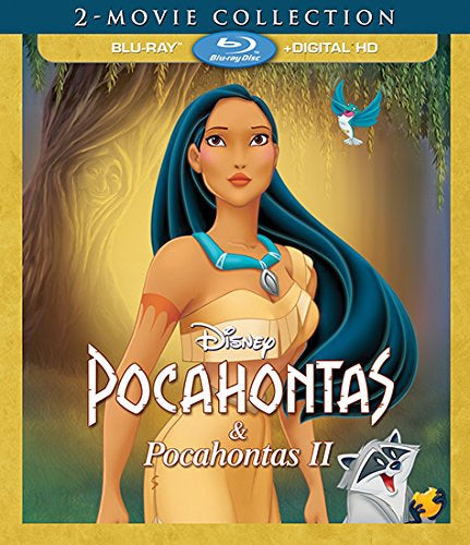 Pocahontas Two-Movie Collection Vudu or Movies Anywhere HD redeem only
