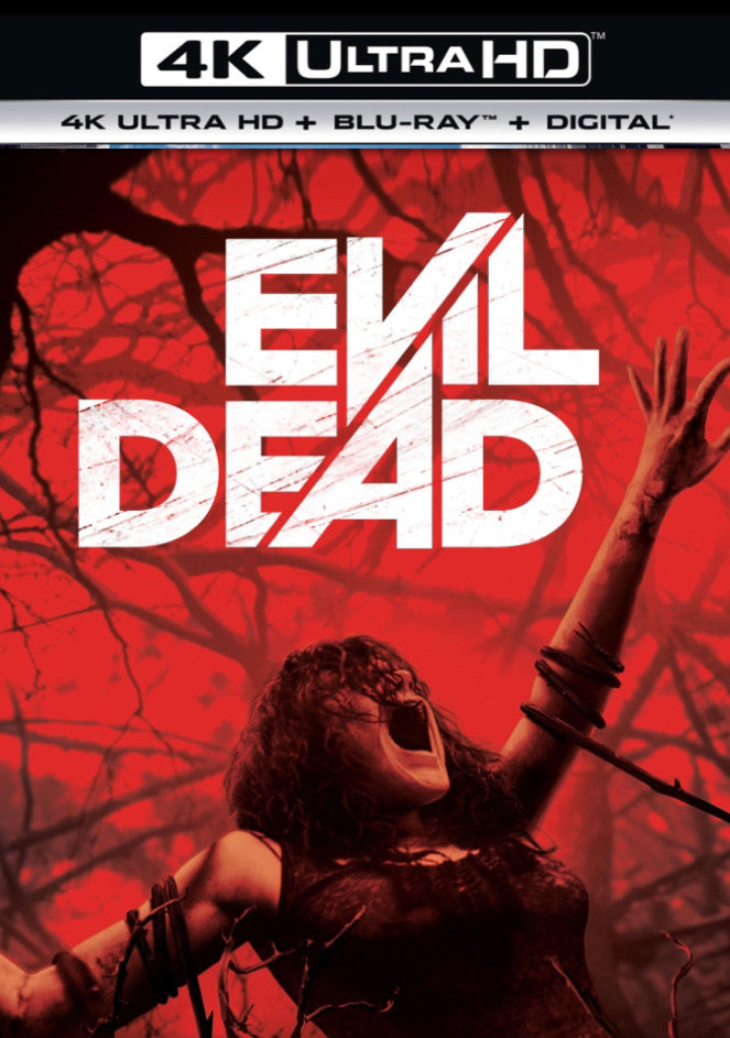 Evil Dead (2013) Movies Anywhere 4K code