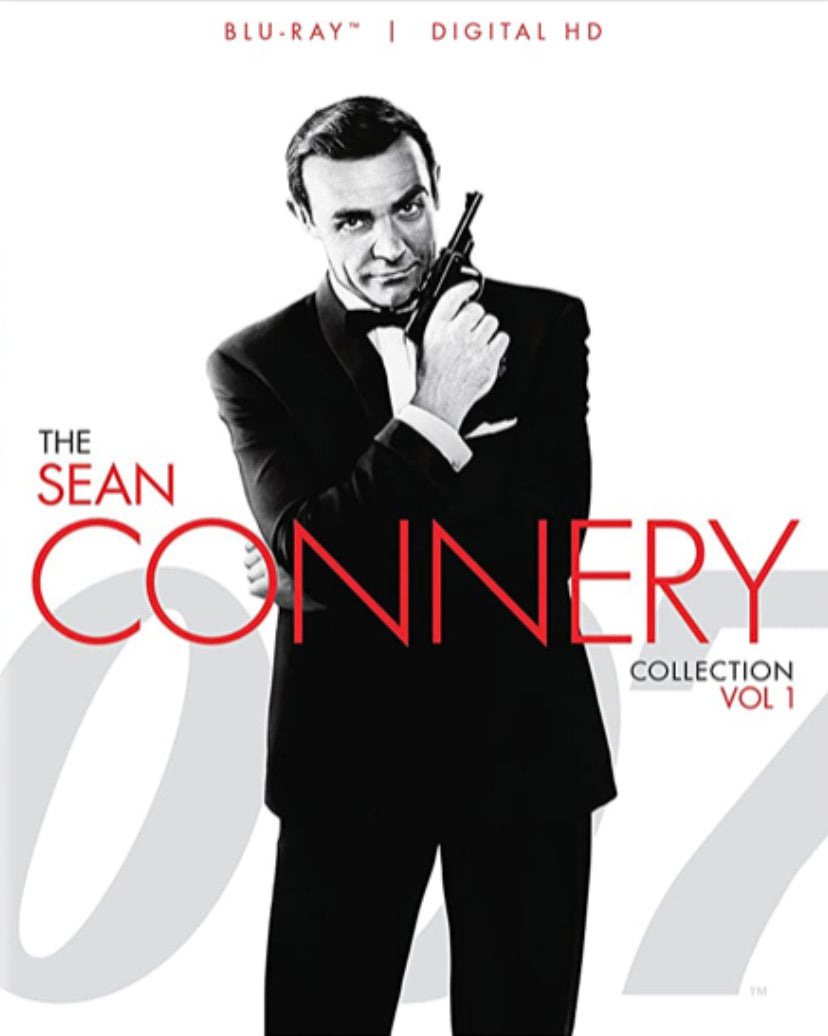 007: The Sean Connery Collection Vudu or Movies Anywhere HD code