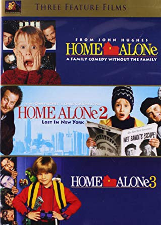 Home Alone 3-Movie Collection Vudu or Movies Anywhere HD code
