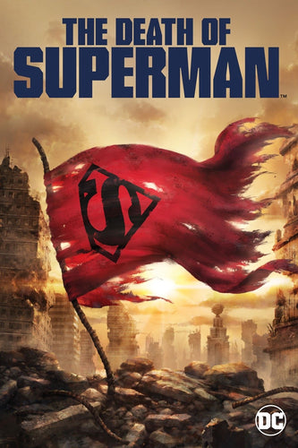 DCEU's The Death of Superman (2018) Vudu or Movies Anywhere HD code