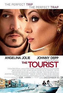 The Tourist Vudu or Movies Anywhere HD code