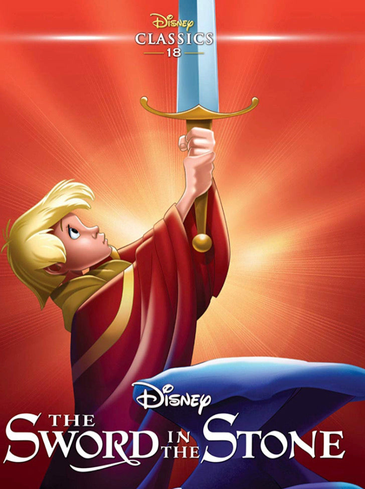 The Sword In The Stone (1963) Vudu or Movies Anywhere HD redemption only