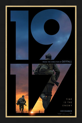 1917 (2019) Vudu or Movies Anywhere HD code