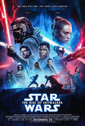 Star Wars: The Rise of Skywalker (2019) Google Play HD code
