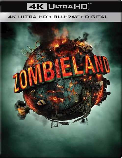 Zombieland (2009) Vudu or Movies Anywhere 4K code