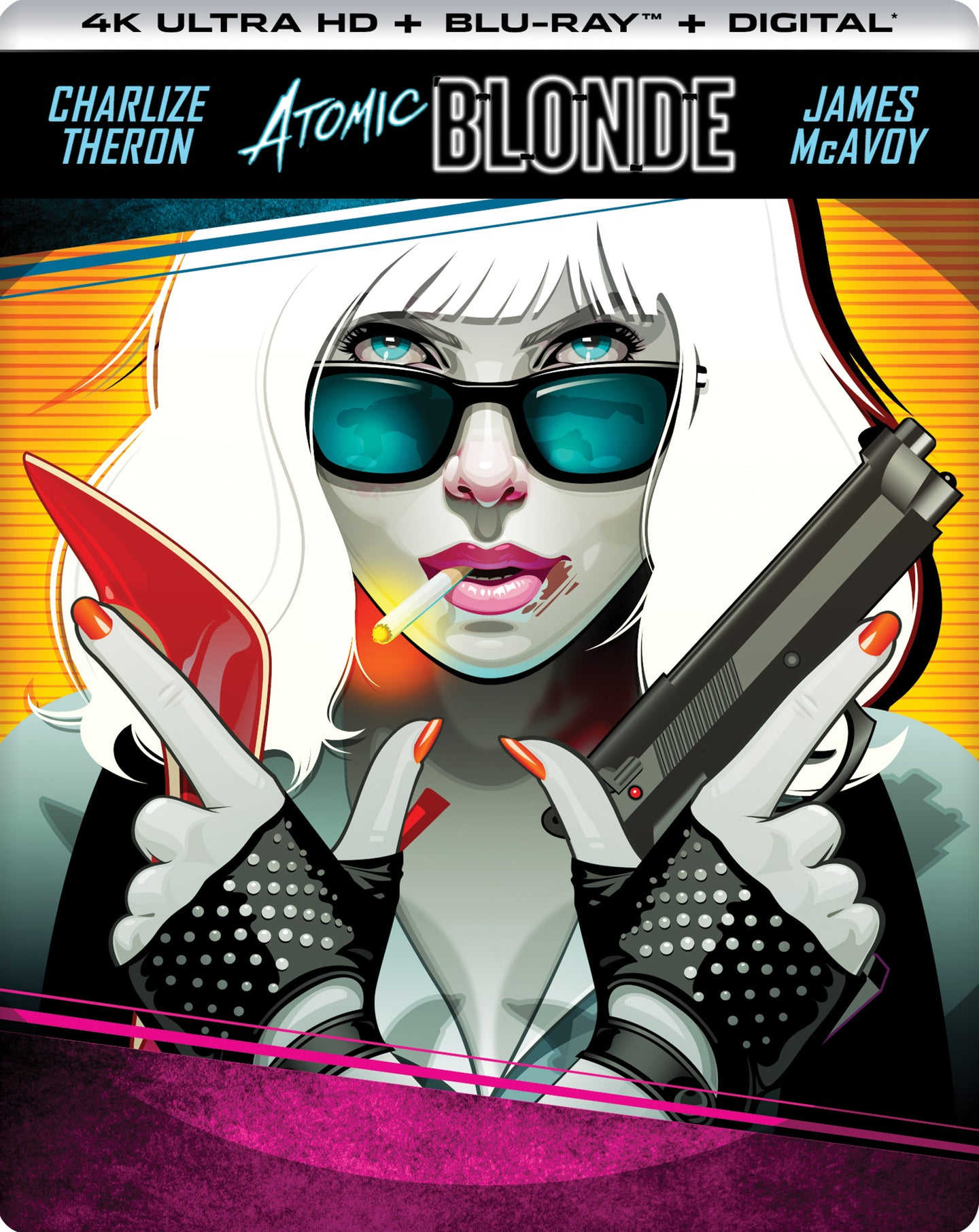 Atomic Blonde (2017) iTunes 4K redemption only